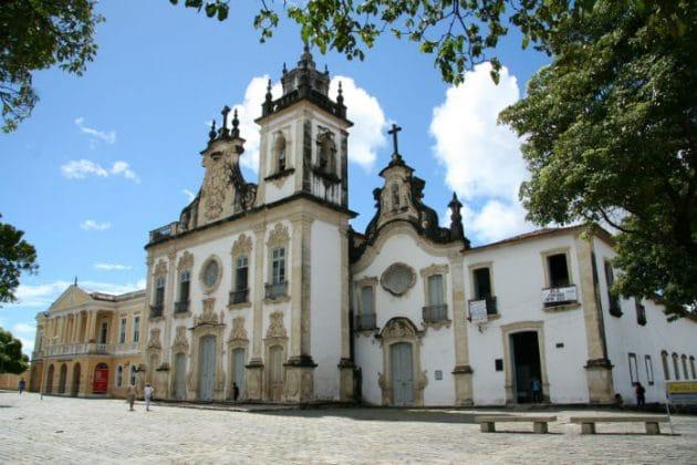Igreja de Nossa Senhora do Carmo - João Pessoa-PB