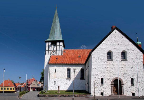 Igreja San Nicolás de Rønne