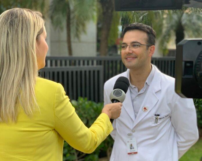Dr. Marcos Pontes fala sobre emagrecimento nas redes sociais