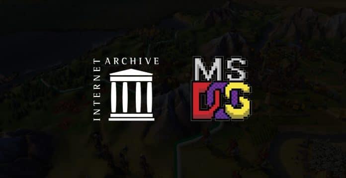 Internet Archive adiciona mais jogos MS-DOS na sua biblioteca