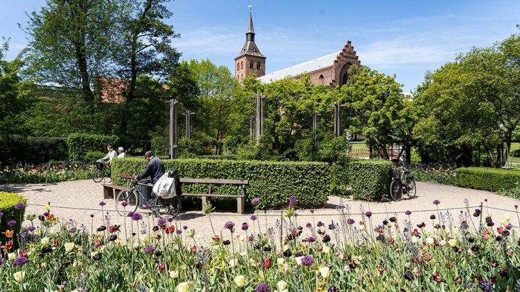 Jardins de H. C. Andersen