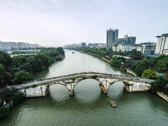 Jinghang Grand Canal Hangzhou