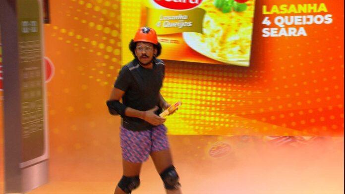 João Luiz vence Prova do Anjo