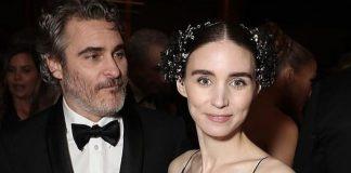 Joaquin Phoenix e Rooney Mara terão um filho