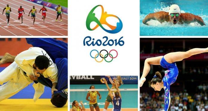jogos olímpicos 2016