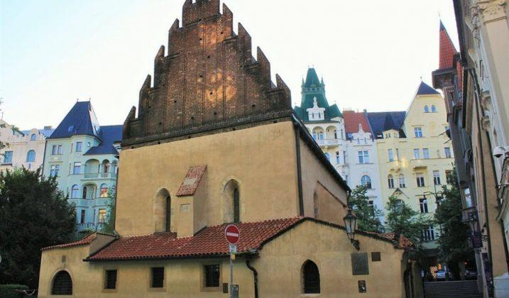 Josefov Bairro Judeu de Praga
