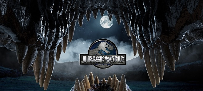jurassic world dinissauros
