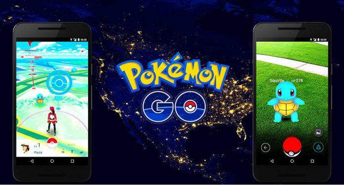 Lançamento Pokémon GO Brasil