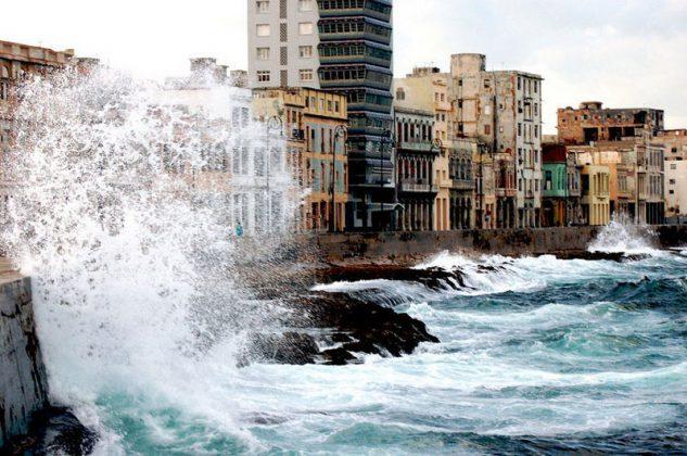 Malécon em Havana