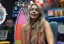 Marcela usa raio-x para pedir votos a favor de Daniel