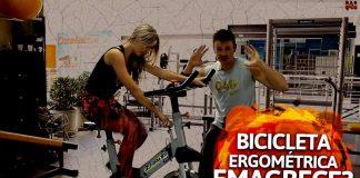 Bicicleta ergométrica emagrece