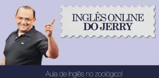 Aula de Inglês no zoológico - Inglês do Jerry