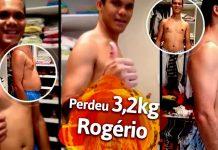 Q48 Depoimento : Rogério perdeu 3,2kg em apenas 30 dias