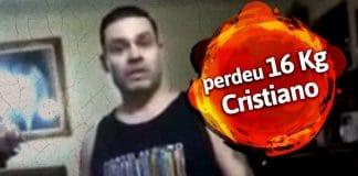 Depoimento Q48: Cristiano perdeu 16kg de Gordura