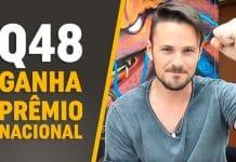Vinícius Possebon Ganha Prêmio Jovem Brasileiro - Q48
