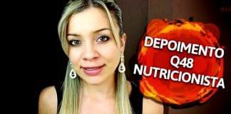 Nutricionista Isis Moreira aprova o sistema Queima de 48 Horas