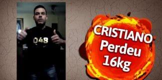 Q48 Depoimento - Cristiano perdeu 16kg de gordura