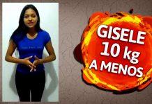 Q48 Depoimento: Gisele perdeu 10kg