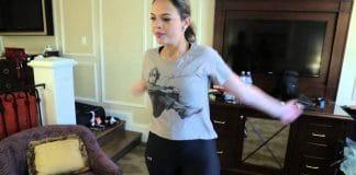 Anna Layza Hi Gorgeous exercícios Q48 Las Vegas