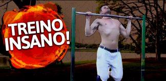 treino para queimar gordura - q48