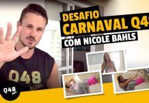Emagrecer para o Carnaval - Nicole Bahls
