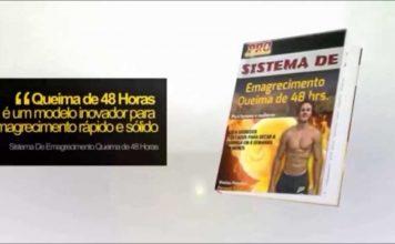 Emagrecimento Rápido com o e-book Sistema Queima de 48 Horas