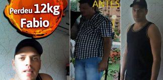 Q48 Depoimento Fabio perdeu 12 kg de Gordura