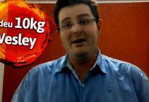Q48 Depoimento Wesley perdeu 10 kg de Gordura