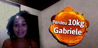 Q48 Depoimento Gabriele perdeu 10 kg de Gordura