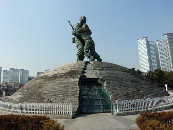Memorial de Guerra da Coreia de Seul
