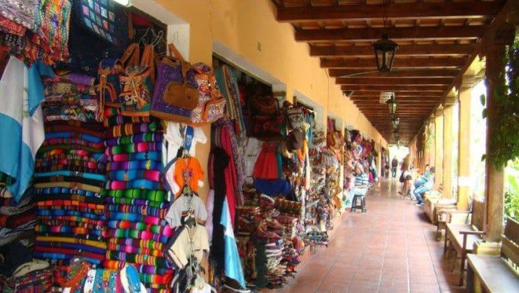 Mercado de Artesanato de Antígua