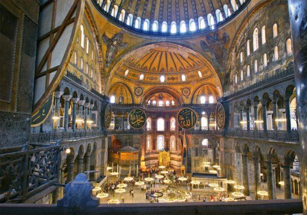 Mesquita Hagia Sofia