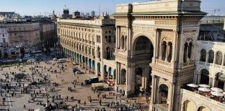 Milão - Itália - Europa
