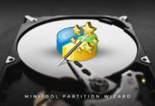 MiniTool Partition Wizard - Gerenciador de partições de disco rígido