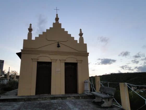Mirante da Igreja Senhor do Bonfim