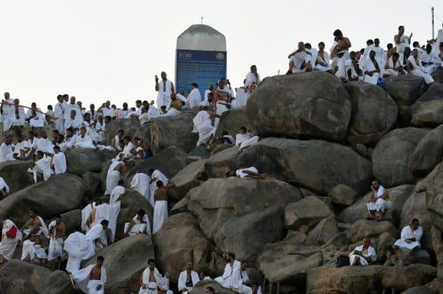Monte Arafat Meca