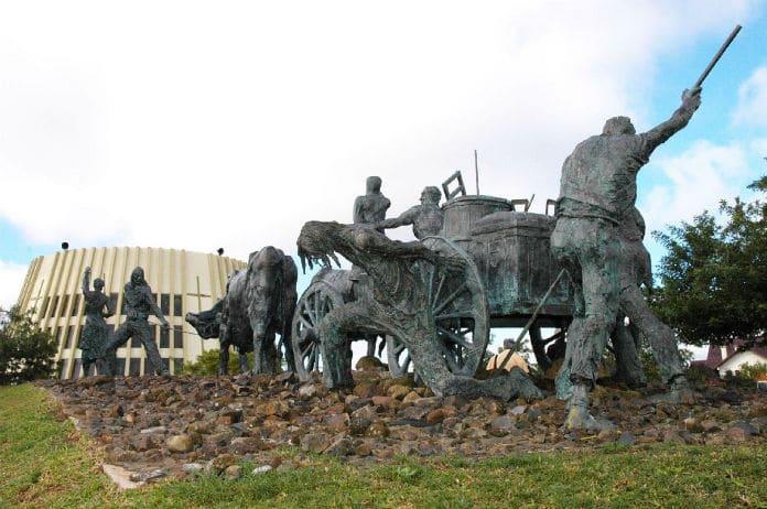 Monumento aos Imigrantes Italianos - Bento Gonçalves-RS