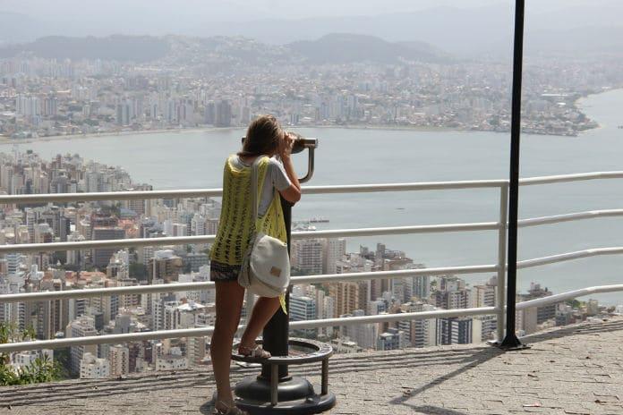 Morro da Cruz - Florianópolis-SC