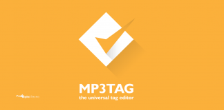 Mp3Tag - editor de metadados