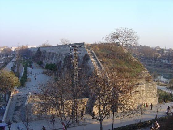 Muralhas da Cidade Antiga de Nanquim