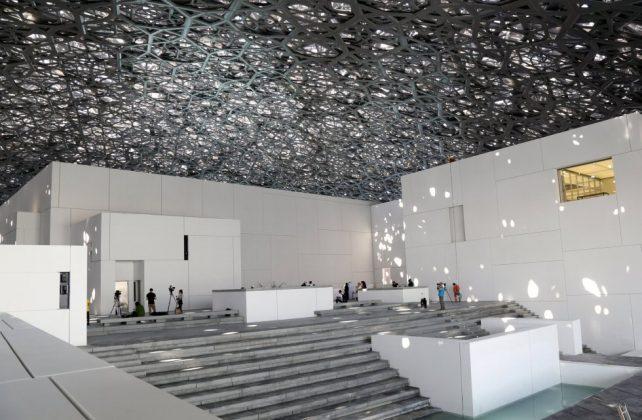Museu do Louvre de Abu Dhabi