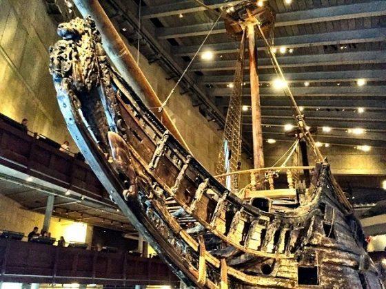 Museu do Vasa de Estocolmo