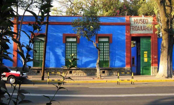 Museu Frida Kahlo da Cidade do México