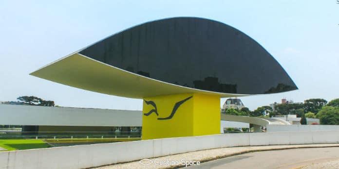 Museu Oscar Niemeyer - Curitiba