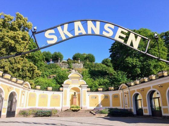 Museu Skansen de Estocolmo
