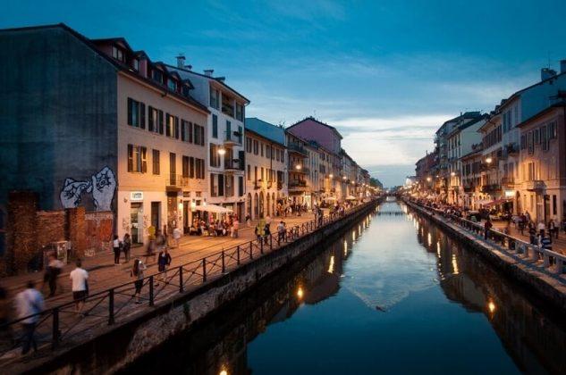 Navigli de Milão