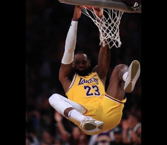 NBA no choque de gerações, Lakers de Lebron vence Pelicans de Zion
