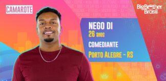 Nego Di BBB21