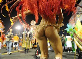 O segredo das musas do carnaval para camuflar estrias e cicatrizes, por Beto Freitas