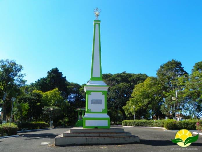 Obelisco - Muzambinho-MG